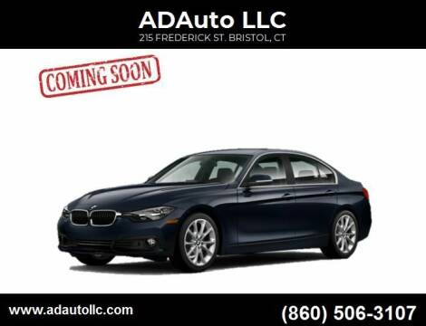 2015 BMW 3 Series for sale at ADAuto LLC in Bristol CT