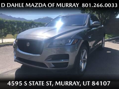 2018 Jaguar F-PACE for sale at D DAHLE MAZDA OF MURRAY in Salt Lake City UT