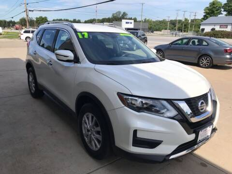 2017 Nissan Rogue for sale at Auto Import Specialist LLC in South Bend IN