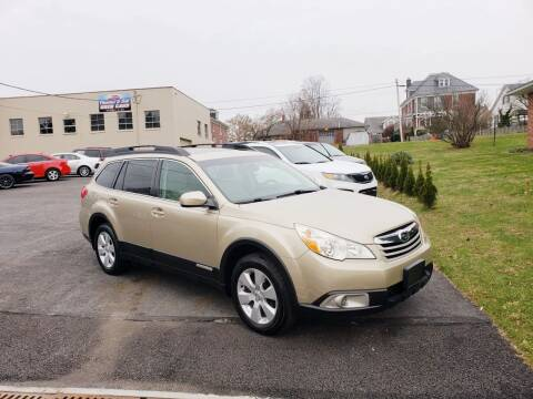 2010 Subaru Outback for sale at Hackler & Son Used Cars in Red Lion PA