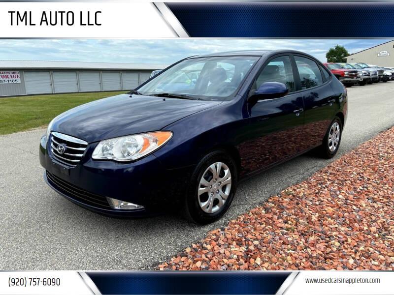 2010 Hyundai Elantra for sale at TML AUTO LLC in Appleton WI