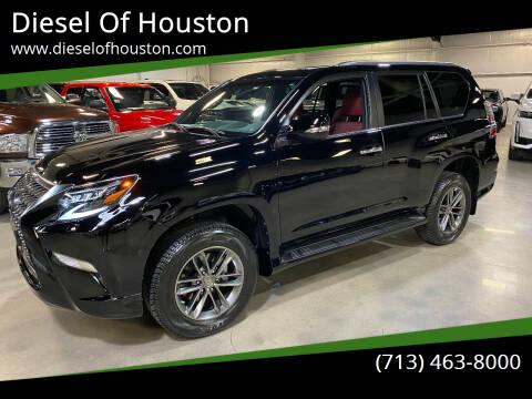 2021 Lexus GX 460 for sale at Diesel Of Houston in Houston TX