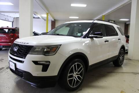 2018 Ford Explorer for sale at Vantage Auto Wholesale in Lodi NJ