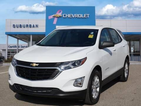 2021 Chevrolet Equinox for sale at Suburban Chevrolet of Ann Arbor in Ann Arbor MI