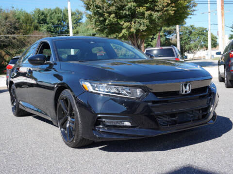 2020 Honda Accord for sale at ANYONERIDES.COM in Kingsville MD