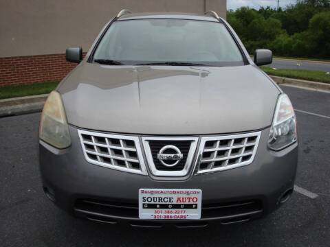 2008 Nissan Rogue for sale at Source Auto Group in Lanham MD