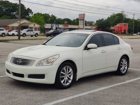 2008 Infiniti G35 for sale at Loco Motors in La Porte TX