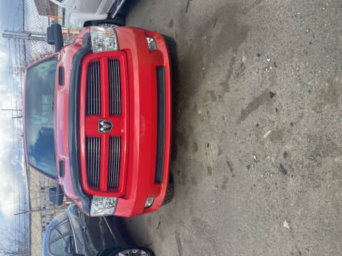 2010 Dodge Ram Pickup 1500 for sale at Story Brothers Auto in New Britain CT