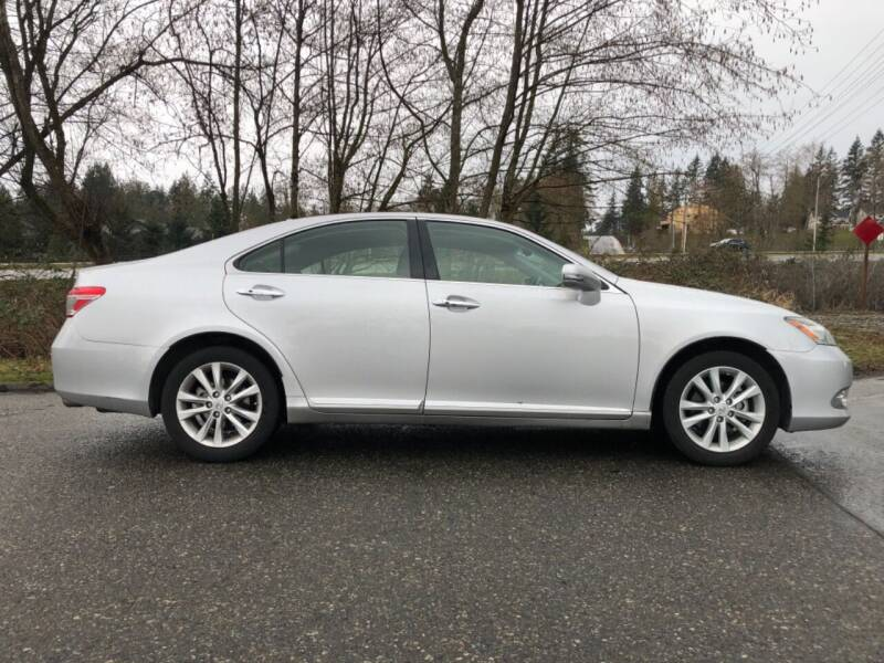 2011 Lexus ES 350 for sale at Grandview Motors Inc. in Gig Harbor WA