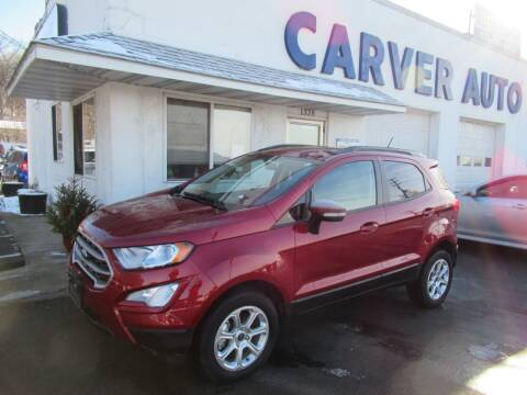 2019 Ford EcoSport for sale at Carver Auto Sales in Saint Paul MN