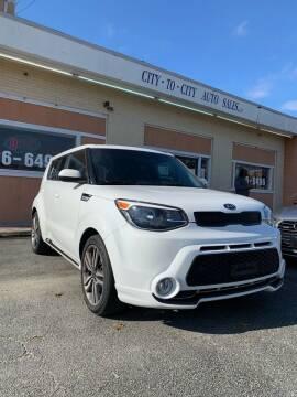 2016 Kia Soul for sale at City to City Auto Sales in Richmond VA