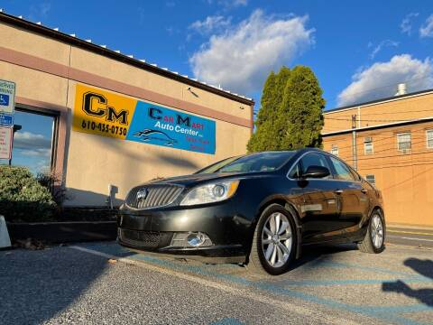 2014 Buick Verano for sale at Car Mart Auto Center II, LLC in Allentown PA