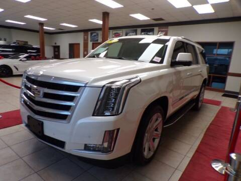 2015 Cadillac Escalade ESV for sale at Adams Auto Group Inc. in Charlotte NC