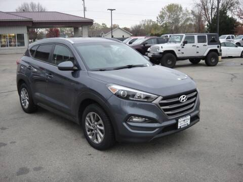 2016 Hyundai Tucson for sale at Turn Key Auto in Oshkosh WI