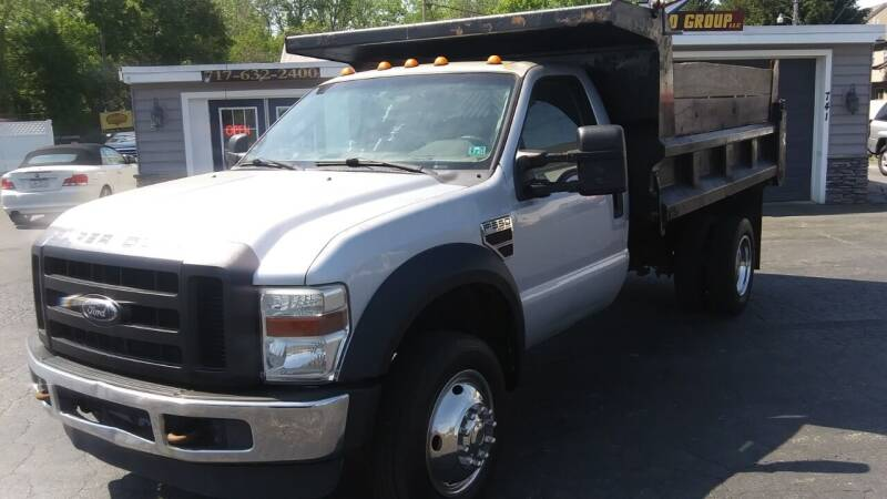 2008 Ford F-550 Super Duty for sale at American Auto Group, LLC in Hanover PA