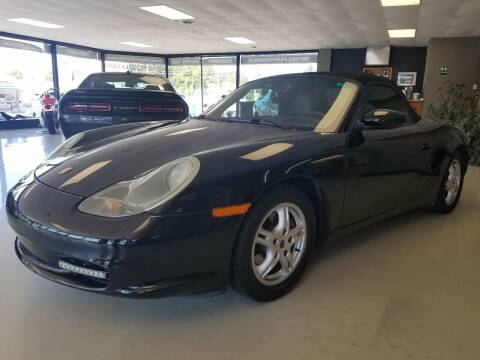 2003 Porsche Boxster for sale at Import Performance Sales - Henderson in Henderson NC