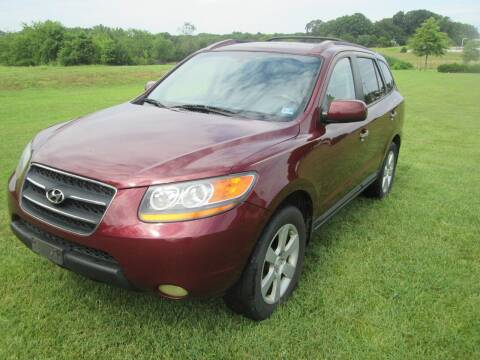 2009 Hyundai Santa Fe for sale at Wally's Wholesale in Manakin Sabot VA