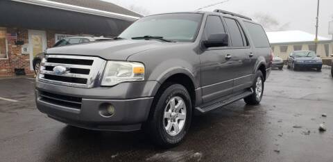 2010 Ford Expedition EL for sale at Auto Choice in Belton MO