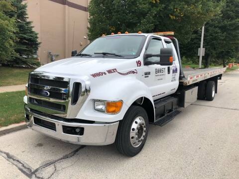 2011 Ford F-650 Super Duty for sale at Scott's Automotive in West Allis WI