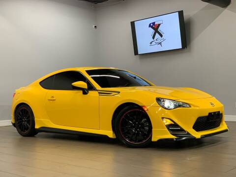 2015 Scion FR-S for sale at TX Auto Group in Houston TX