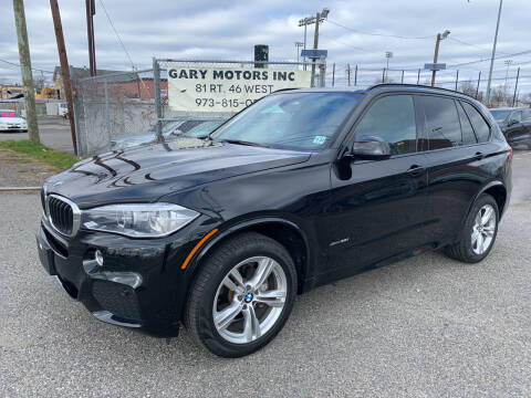 2017 BMW X5 for sale at Vantage Auto Wholesale in Lodi NJ