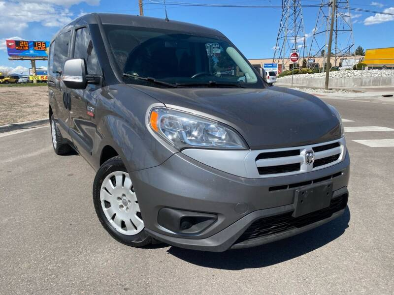 2016 RAM ProMaster City Cargo for sale at New Wave Auto Brokers & Sales in Denver CO