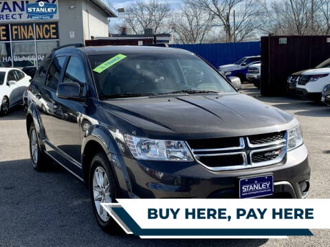 2016 Dodge Journey for sale at Stanley Direct Auto in Mesquite TX