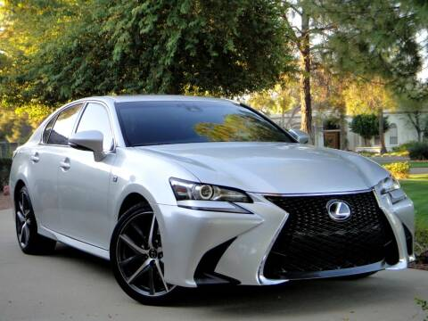 2016 Lexus GS 350 for sale at AZGT LLC in Phoenix AZ