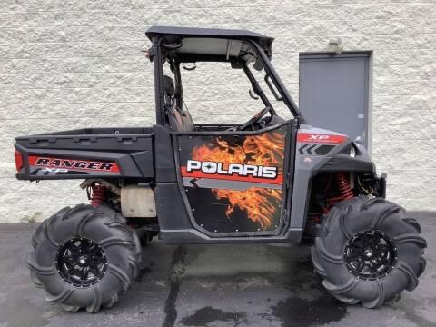 2015 Polaris Ranger XP® 900 EPS Super