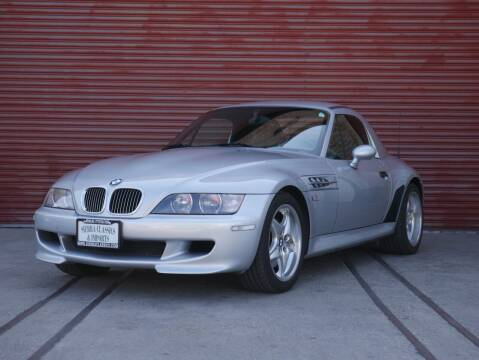 2000 BMW Z3 for sale at Sierra Classics & Imports in Reno NV