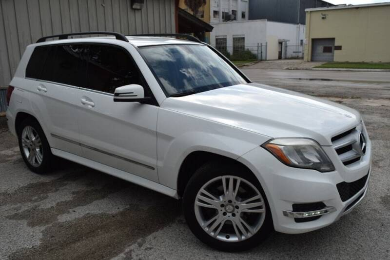 2013 Mercedes-Benz GLK for sale in New Braunfels, TX