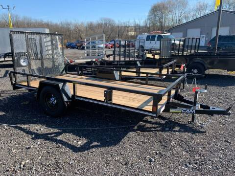 2021 CAM SUPERLINE 6x12  for sale at Smart Choice 61 Trailers in Shoemakersville PA