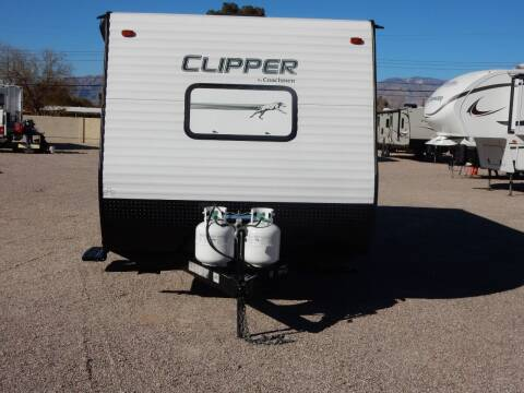 2019 Coachmen Clipper 21FQ