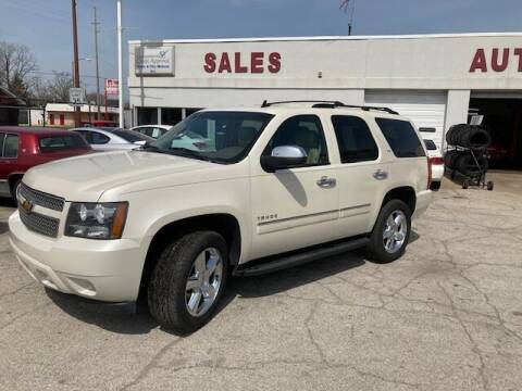 2014 Chevrolet Tahoe for sale at Town & City Motors Inc. in Gary IN