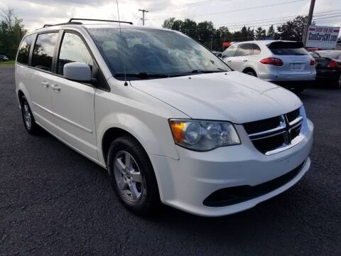2012 Dodge Grand Caravan for sale at Arcia Services LLC in Chittenango NY