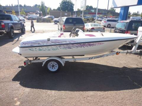 1994 SEASWIRL SQUIRT for sale at TONY'S AUTO WORLD in Portland OR