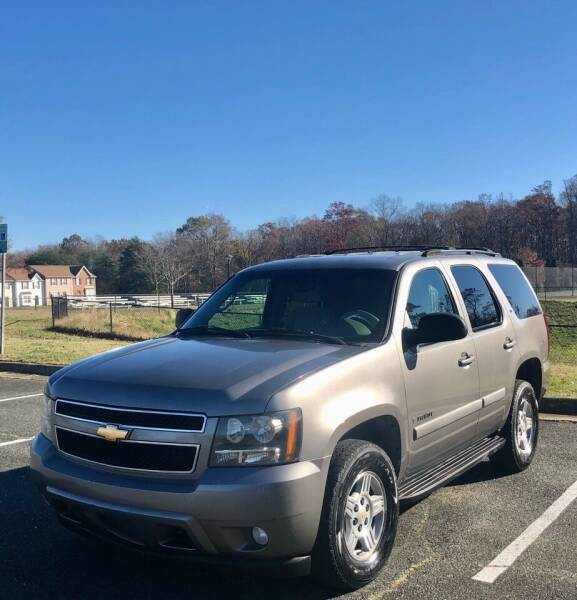 2007 Chevrolet Tahoe for sale at ONE NATION AUTO SALE LLC in Fredericksburg VA