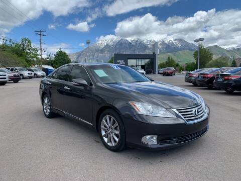 2012 Lexus ES 350 for sale at Berge Auto in Orem UT