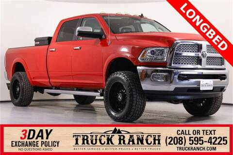 2013 RAM Ram Pickup 3500 for sale at Truck Ranch in Twin Falls ID