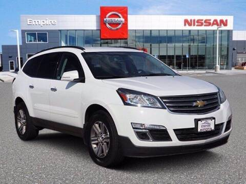 2017 Chevrolet Traverse for sale at EMPIRE LAKEWOOD NISSAN in Lakewood CO