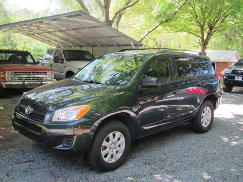 2010 Toyota RAV4 for sale at White Cross Auto Sales in Chapel Hill NC