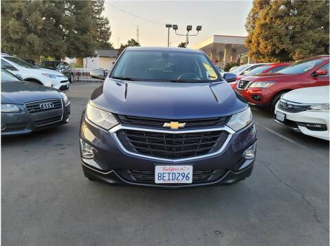 2019 Chevrolet Equinox for sale at AutoDeals in Hayward CA