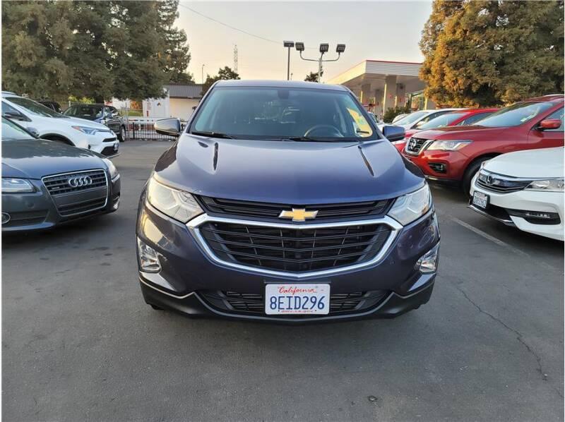 2019 Chevrolet Equinox for sale at AutoDeals in Hayward CA