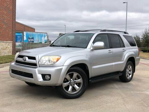 2008 Toyota 4Runner for sale at AUTO DIRECT in Houston TX