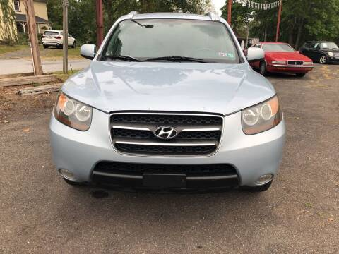 2007 Hyundai Santa Fe for sale at Barry's Auto Sales in Pottstown PA