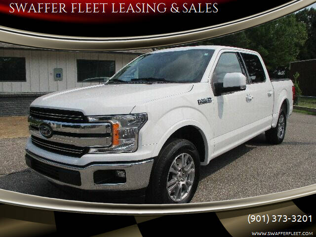 2020 Ford F-150 for sale at SWAFFER FLEET LEASING & SALES in Memphis TN