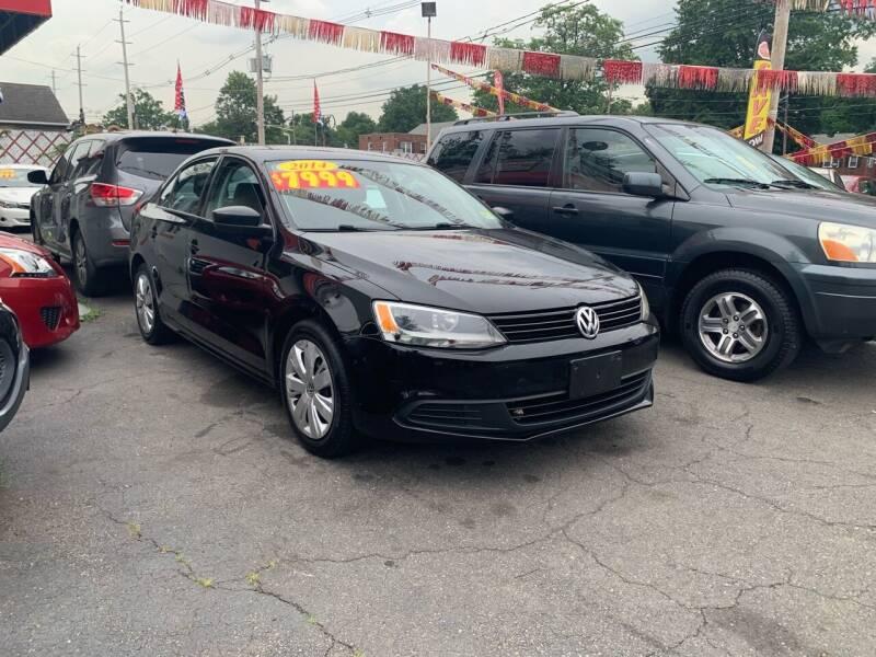 2014 Volkswagen Jetta for sale at Metro Auto Exchange 2 in Linden NJ