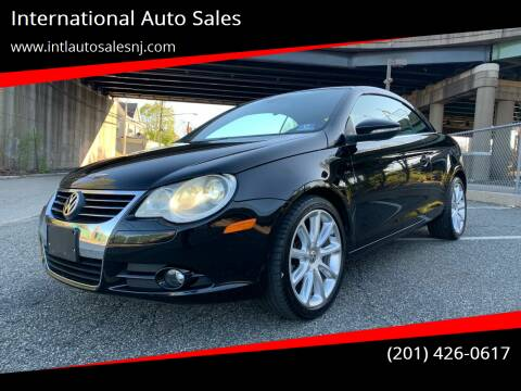 2010 Volkswagen Eos for sale at International Auto Sales in Hasbrouck Heights NJ