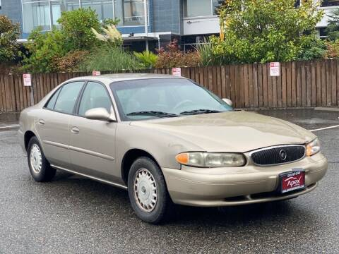 2003 Buick Century for sale at Apex Motors Inc. in Tacoma WA