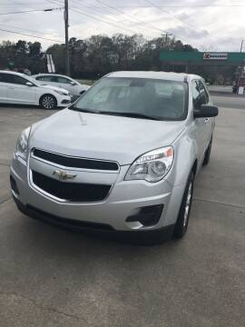 2015 Chevrolet Equinox for sale at Safeway Motors Sales in Laurinburg NC